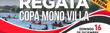 """Copa """"Mono Villa"""" XXV Edición - Nueva fecha"""