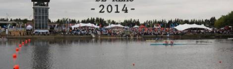 Campeonato Argentino de Remo 2014 - Información