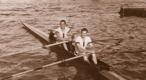 Doble Par Senior. Behrensen-Elliot. Río Santiago, 1927.